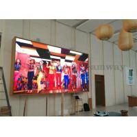 China P2.5 HD Indoor Fixed LED Billboard , Commercial LED Display Screen For Meeting Room on sale