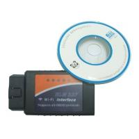 Buy cheap WIFI ELM327 OBD2 Car Scan Tool Support for iPhone ipad iPod from Wholesalers
