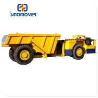Wholesale 20Tons Diesel Underground 4x4 Mining Dump Truck from china suppliers