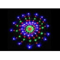 Wholesale Multicolor Spider Web String Lights 8 Modes 1.2m Plug And Play 220 Volt Power from china suppliers