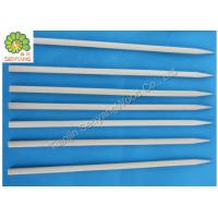 Wholesale Round Bamboo BBQ Stick Disposable BBQ Bamboo Skewer /Bambu BBQ Skewer Stick Pick from china suppliers
