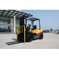 Wholesale Full Free Mast Hydraulic Diesel Forklift Truck 3 Ton For Freight Yard from china suppliers