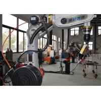 China Automatic Tube Welding Positioner 24 KVA 6 Axis Large Production Volume on sale