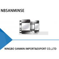 Wholesale C Type Cap Stainless Steel 316L Tube Fitting Cap Plumbing Fitting High Quality Sanmin from china suppliers
