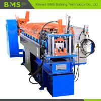 Wholesale Top Hat Purlin Roll Forming Machine , Steel Frame Roll Forming Machine from china suppliers