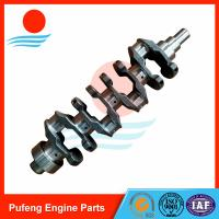 Buy cheap balanced crankshaft 1KD for Toyota Hilux from Wholesalers