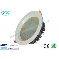 High Power 3D 30W LED Downlight For Factory / Office 3 Years Warranty