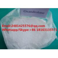 Buy cheap High 99% Purity Muscle Growth Anabolic Steroids Oxandrolone / Anavar Powder CAS from wholesalers