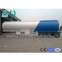 Wholesale Oil Saving Fuel Transportation Tank Semi Trailer 42000L Easy Operation from china suppliers