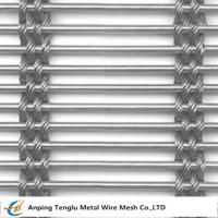 Wholesale Stainless Steel Decorative Mesh Rope Pitch: 100mm from china suppliers