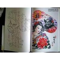 Wholesale Popular fashionable printable tattoo coloring book for body stick for men and wemen  from china suppliers