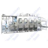 China 600 BPH 5 Gallon Water Automatic Filling Machine Auto Inner Washing / Capping on sale