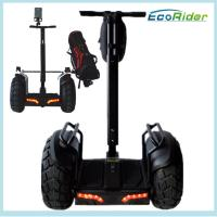 Wholesale Standing Motorized Scooter / Adult Scooter Electric Balance Car Back Light Alarm from china suppliers