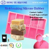 China molding liquid silicon rubber for making healthy shoe insole on sale