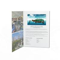 Wholesale 7 Inch VIF Bespoke Flip Book Video Rechargeable For Opening Veremonies from china suppliers