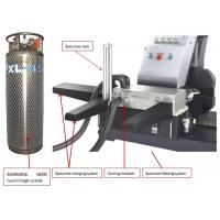 Quality Pendulum Impact Testing Machine Auto cooling system liquid nitrogen -100℃ LTC102B-2 for sale