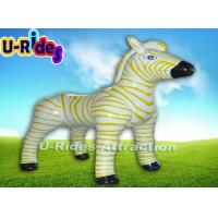 Wholesale Customized Inflatable Balloon Advertising Large Inflatable Horse With OEM Certificate from china suppliers
