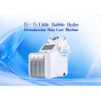 Wholesale Hydrogen Oxygen Facial Rejuvenation Machine Black / White Color Optional from china suppliers