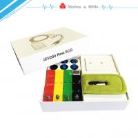 Wholesale IPad IPhone Bluetooth ECG / EKG Accessories Resting ECG Monitoring Device from china suppliers