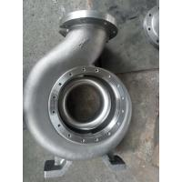 Buy cheap ANSI Chemical Process Pump Parts CD4M Titanium Goulds 3196 casing from wholesalers