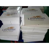 Buy cheap Customized Printed A4 / A5 4.3 Video Booklet , Lcd Video Brochure For Presentation from Wholesalers