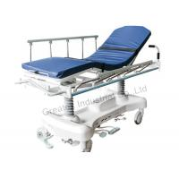 Wholesale Shock Proof Patient Transfer Stretcher Hydraulic Rise - And - Fall System from china suppliers