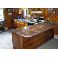 Wholesale United States Popular Precut Granite Countertops / Stone Effect Kitchen Worktops from china suppliers