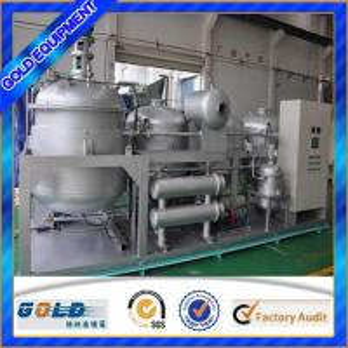 Engine Oil Recycling System Motor Oil Regeneration Car