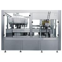Buy cheap 2 In 1 Beer Filling Machine Automatic Food Filling Equipment 4 Kw from wholesalers