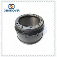 Buy cheap ISO9001 81.50110.0144 Rear Brake Drum Shacman Spare Parts from wholesalers