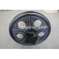 China Idler for Crawler crane Kobelco PH75P undercarriage spaer parts from China. on sale