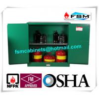 Wholesale Flame Proof  Hazardous Material Storage Containers 30 Gallon For Pesticide / Gas Cylinder from china suppliers
