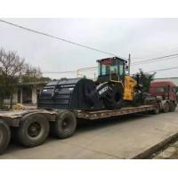 Buy cheap Xcmg Motor Graders 100/2200kw/Rpm 8015×2380×3050mm 5,13,30km/H with front blade from wholesalers