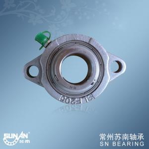 Dia 25mm Stainless Steel Bearing Housing SSBLF205 / Hardware Bearings
