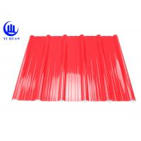 Wholesale Chemical Manufacturer PVC Roof Tiles Anti - Cid Plastic Roof Panel Color Images from china suppliers
