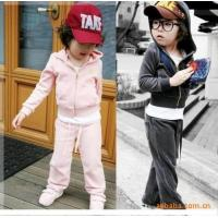 Wholesale Best selling 2014 new design fashion baby dress velvet two-piece suit clothes wholesale clothing new york from china suppliers