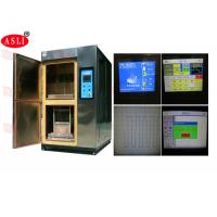 Wholesale 2 - Zone Temperature Thermal Shock Cycling Test Equipment Machine Chamber from china suppliers