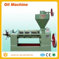 automatic mini cold oil press machine with excellent quality and reasonable price in China