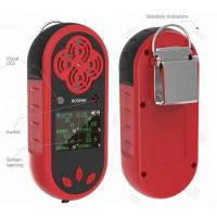 China 2 Years Warranty Bosean Gas Detector , Four In One Combustible Gas Monitor on sale