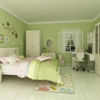 Wholesale E0 Grade Kids'/Children's Bedroom Set Furniture, KT Design Dressing Mirror and Drawer Chest from china suppliers