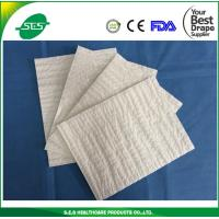 Wholesale disposable medical hand towel paper used with surgical gown and pack from china suppliers