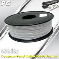 Wholesale PC Filament for  1.75mm / 3.0mm Filament 1.3 Kg / Roll from china suppliers