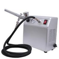 Wholesale Portable Auto Start Airbrush Tattoo Kit with Tanning Gun and Black Air Hose for Body Art from china suppliers