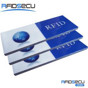 China 860-960Mhz Alien Higgs-3 3M Adhesive UHF RFID On Metal Tag on sale