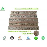 China New product in China market 4'X8' JIS standard F 4 star plain waterproof chipboard on sale