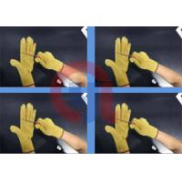 F-12 Aramid Cut And Puncture Resistant Gloves For Military Training And for sale