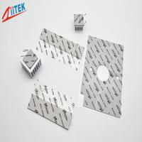 Buy cheap China supplier cheap price 3W thermal conductive pad TIF140-30-02S white-grey from wholesalers