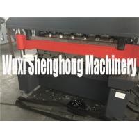 China Double Layer Metal Cold Roll Forming Machine , Steel Roll forming Machine Design on sale