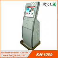 China Queue Management Kiosk for Bank with Printer on sale