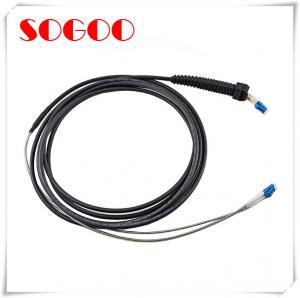 China Duplex Fiber Optic Patch Cord Jumper G657a2 BBU / RRU CPRI PDLC-LC Patch Cord on sale